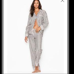 Victorias Secret Flannel Pj Set